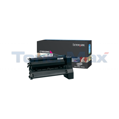 LEXMARK C782 XL PRINT CART MAGENTA 16.5K